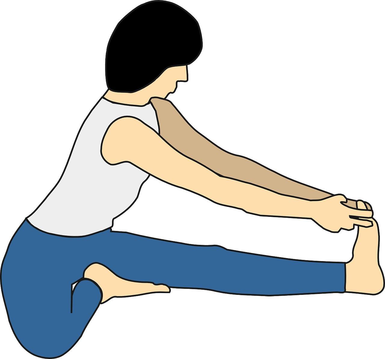 Alongamento de pernas